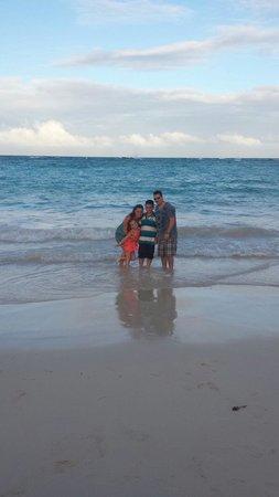 Grand Bahia Principe Punta Cana : Excellent family vacation dec13-20