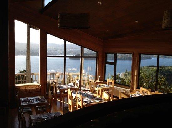 OCIO Territorial Hotel: Dining room