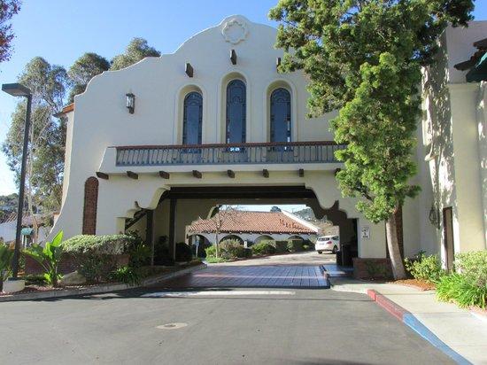 Best Western Casa Grande Inn: The entrance