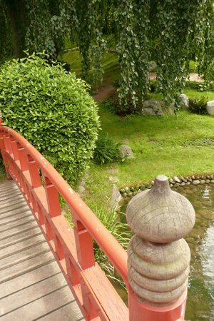 Albert Kahn Musee et Jardins : Jardin japonais