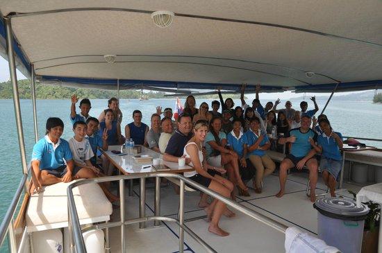 West Coast Divers : Pawara