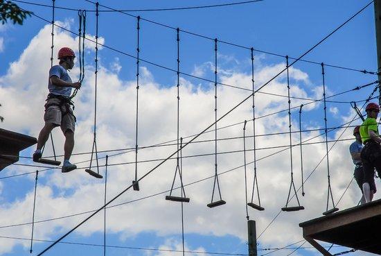 Adventura Aerial Adventure Park