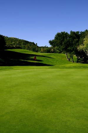 San Vicente Golf Resort: Hole 6 on San Vicente Golf Course