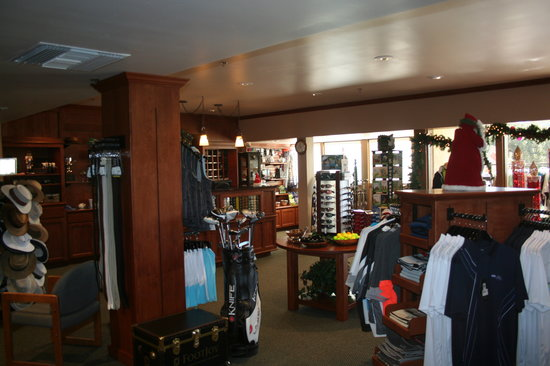 San Vicente Golf Resort: Our new Pro Shop