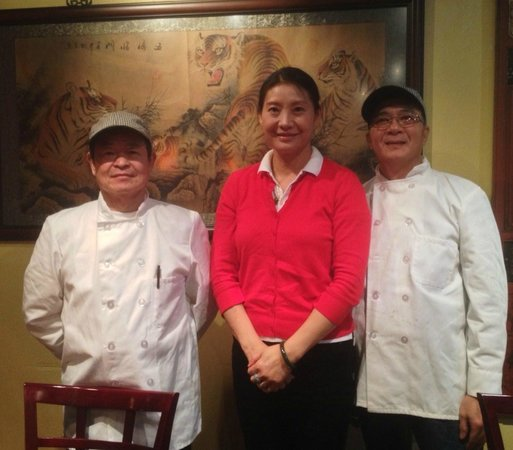 China Gourmet: Owner, Jade, and Chefs