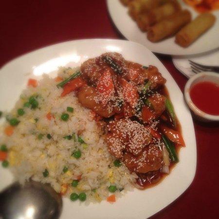 China Gourmet: Kung Pao Chicken