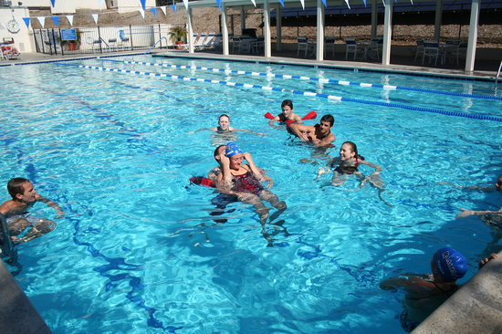 San Vicente Golf Resort: Water Safety classes offered