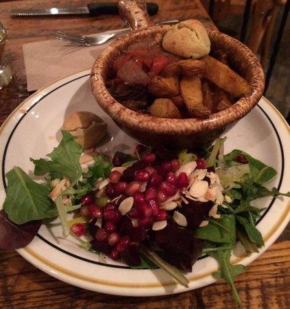 Cafe-Bistro Le Bercail - Coop de Solidarite : Goulash