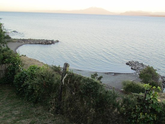 Cabanas Campo Kutral : View.