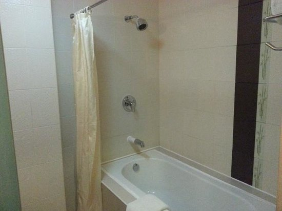Dulcinea Hotel and Suites: Bathroom (Superior Room)