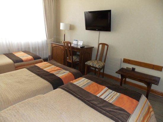 Best Western Hotel Finis Terrae: Triple