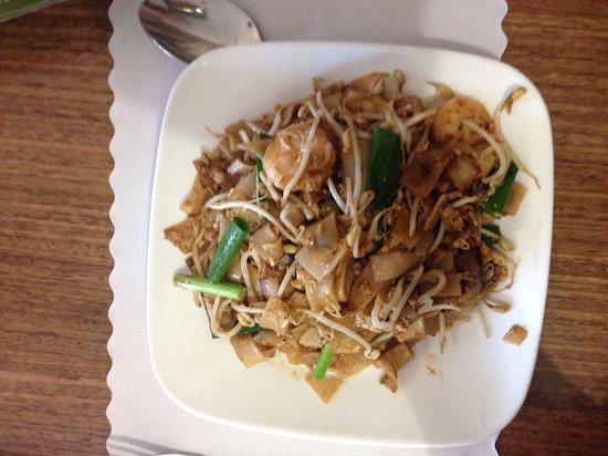 Vistana Malaysian Restaurant: Kuew teow