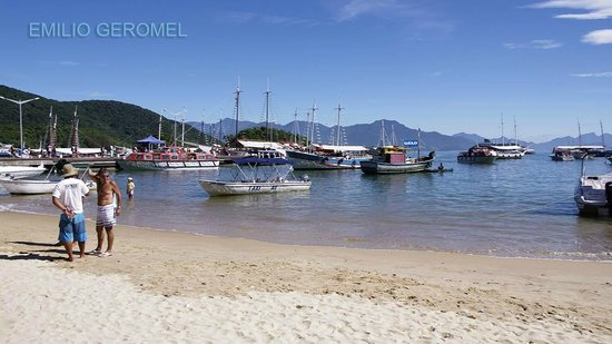 Abraao Beach: Playa de Abraao