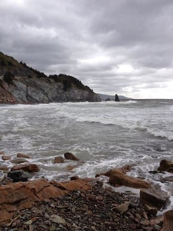 Cabot Trail : fall weather