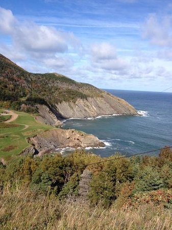 Cabot Trail : fall