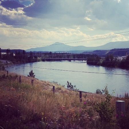 Yukon River: Summer
