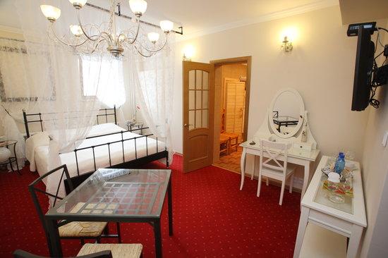 Slavyanskaya Hotel : Улучшенный первой категории