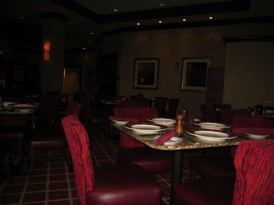Embassy Suites by Hilton Charlotte - Concord / Golf  Resort & Spa : Rocky River Grille