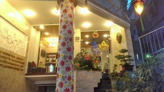Little Saigon Corner Boutique Hotel: Hotel Decoration for TET