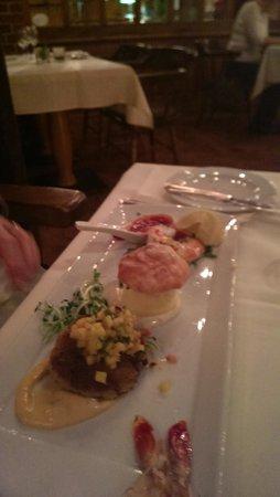 Cannery Restaurant: wonderful and yummy