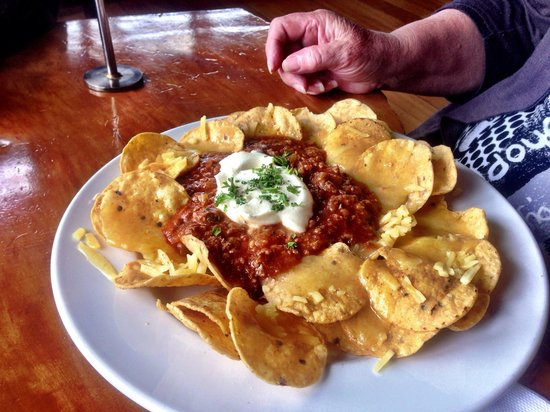 Bach on Breakwater: Nachos
