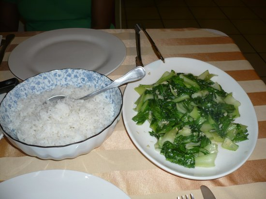 Sian We : Chinese vegetables