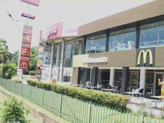 Outside - Picture of McDonald's, Sri Jayawardenepura ...