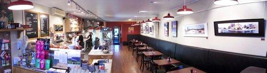 Ritual Espresso Cafe : Panorama of the inside