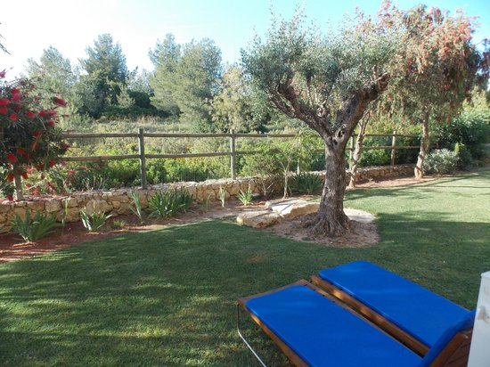 Suites Alba Resort & Spa : а это личный дворик у номера