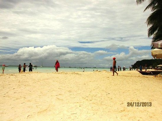 La Bella Casa: пляж на 1 станции самый тихий