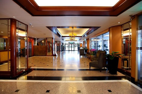 Fullerton Hotel East Taipei: Hotel Lobby