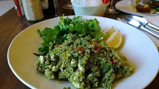 Tashas: quinoa salad