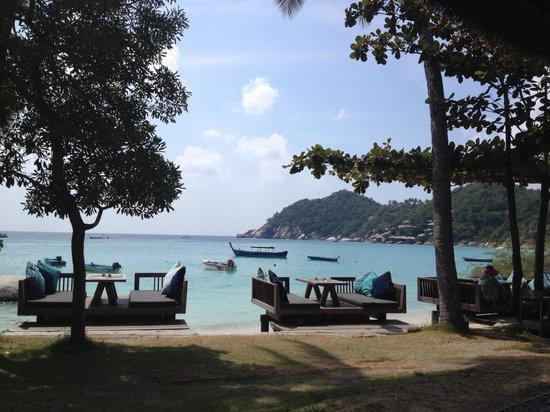 Haadtien Beach Resort: Hotelrestaurant