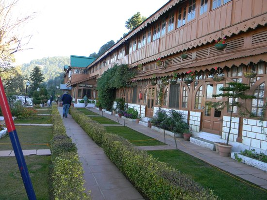 Grand View Hotel: hotel