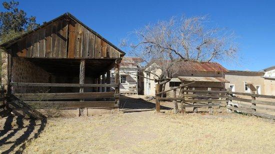 A Room With A View: Empire Ranch, Sonoita