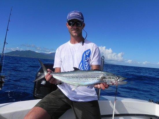 Madatet Fishing: un ptit thazard