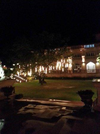 Evershine Keys Prima Resort: Outdoor area