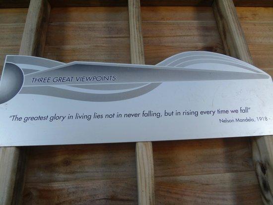 Albany Wind Farm: Well Said Mr Mandela