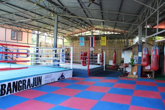 Bangrajun Muay Thai Gym