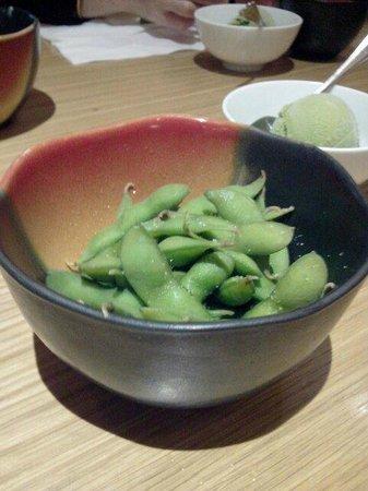 Takumi Japanese Restaurant : japanese bean