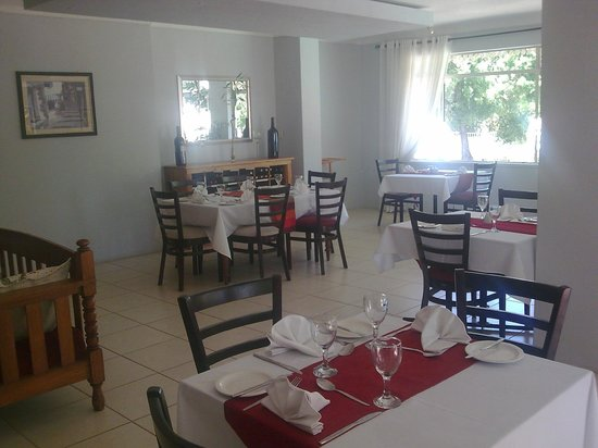 Grand Hotel : On site restaurant