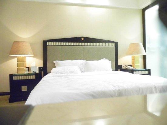Garden Hotel: Room