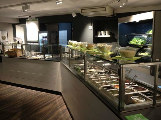 Escasano - Salad Experts: Bar