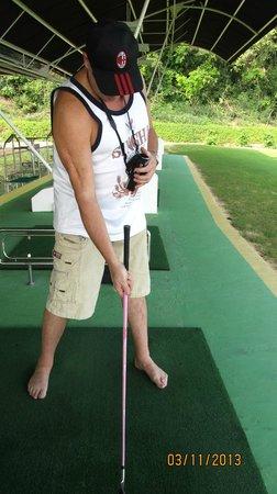VietStar Resort & Spa: гольф