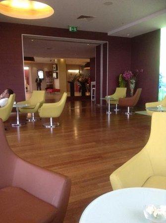 Novotel Istanbul City West Hotel: ingresso