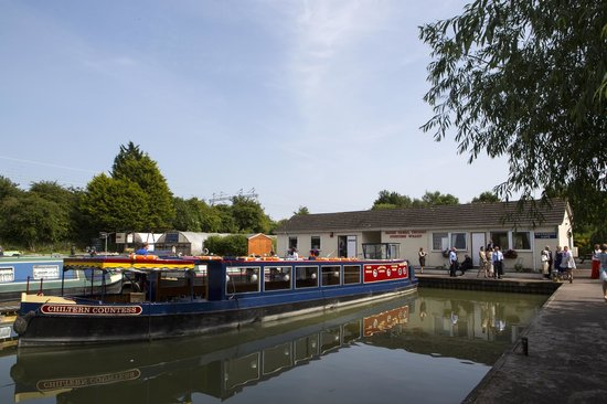 Grebe Canal Cruises: Pitstone Wharf