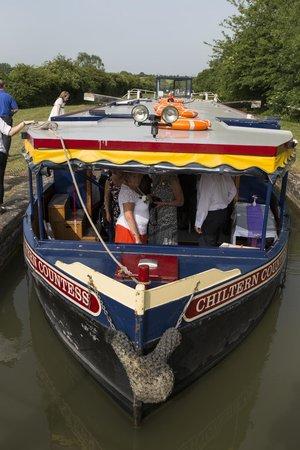 Grebe Canal Cruises