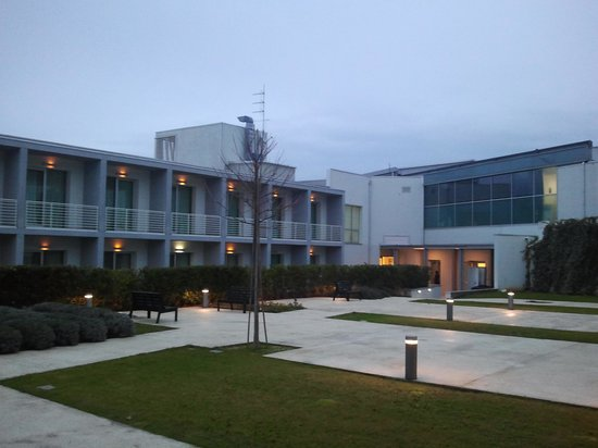 Hotel Horizon: terrazza giardino