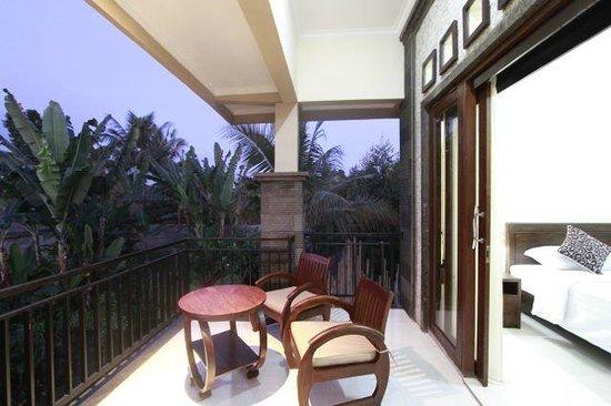 Citrus Tree Villas - Sumantara: Balcony