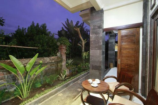 Citrus Tree Villas - Sumantara: Terrace